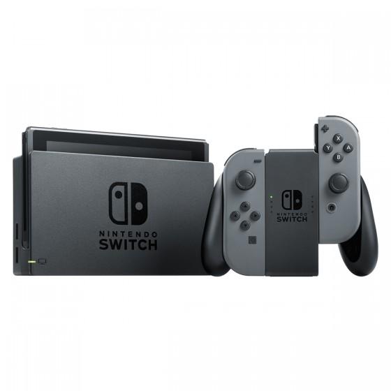 Nintendo Switch V2 - Szürke
