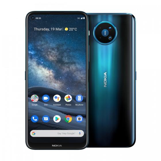 Nokia 8.3 5G DS 128GB (8GB...