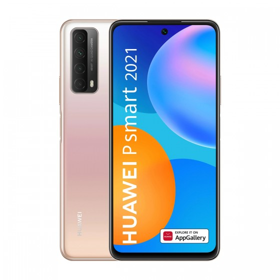 Huawei P Smart (2021) DS...
